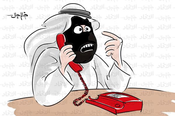 داعشي كويتي يتصل بأمن الدولة لاعتقاله