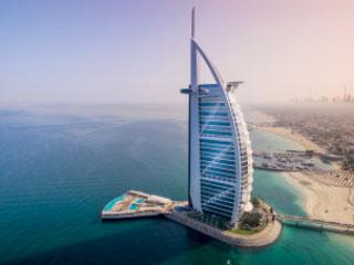 فنادق الإمارات الأفضل أداءً في الشرق الأوسط