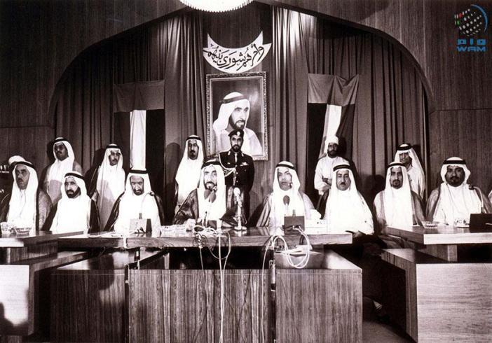 المجلس الوطني الاتحادي يستذكر جهود مؤسس الدولة في ترسيخ نهج الشورى