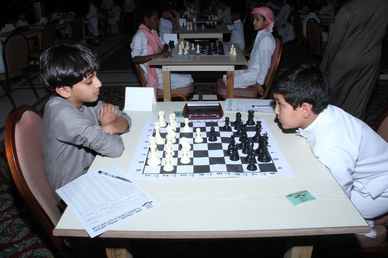 مشاركة دولية كبرى لنادي الفجيرة للشطرنج والثقافة في فرنسا