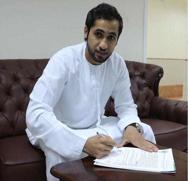 دبا الفجيرة يتعاقد مع لاعب الشباب ابراهيم عبد الله