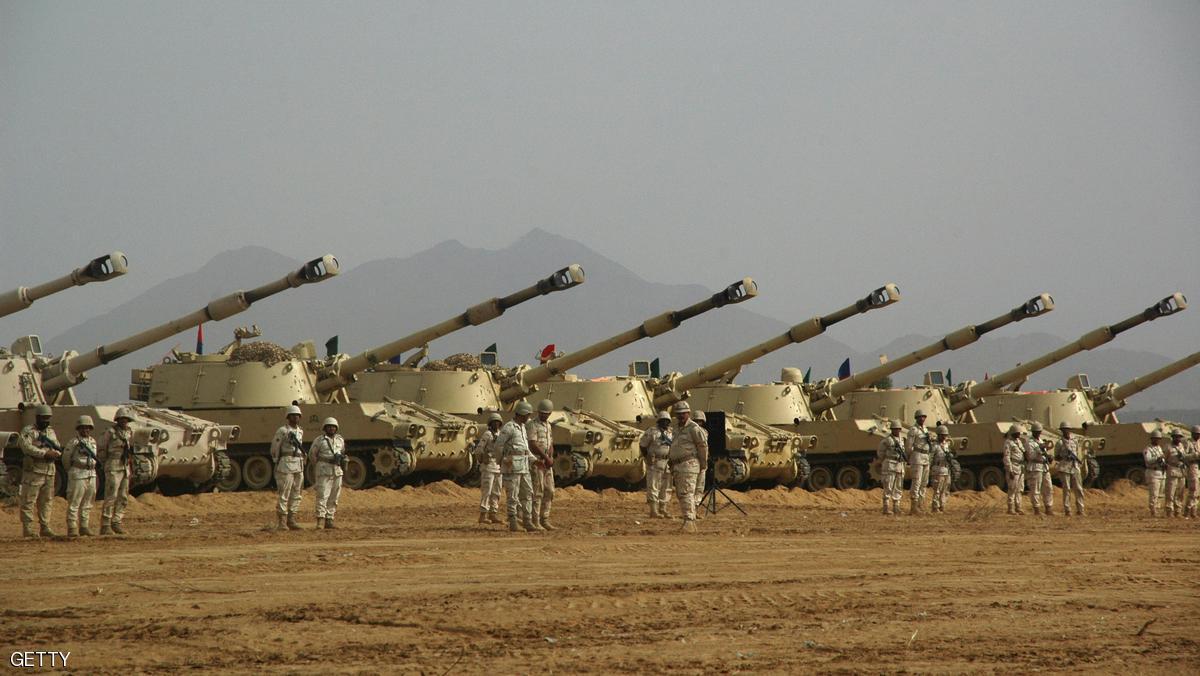 القوات السعودية تحبط محاولات تسلل حوثية إلى نجران
