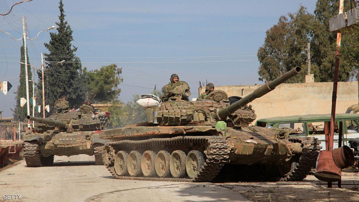 الجيش السوري يدعو مسلحي المعارضة بحلب للاستسلام