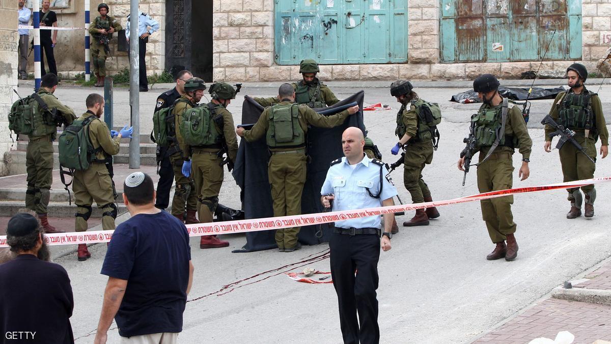 وفاة فلسطيني أقدم على طعن جنديين إسرائيليين