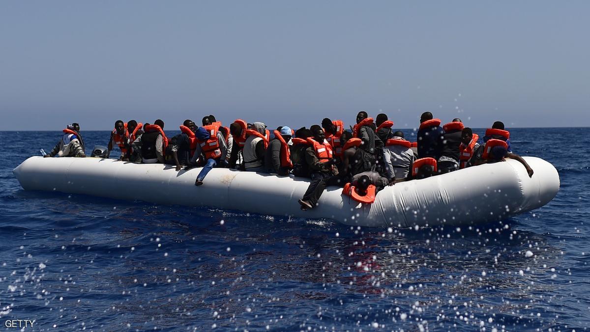 إنقاذ أكثر من 3400 مهاجر قبالة الساحل الليبي