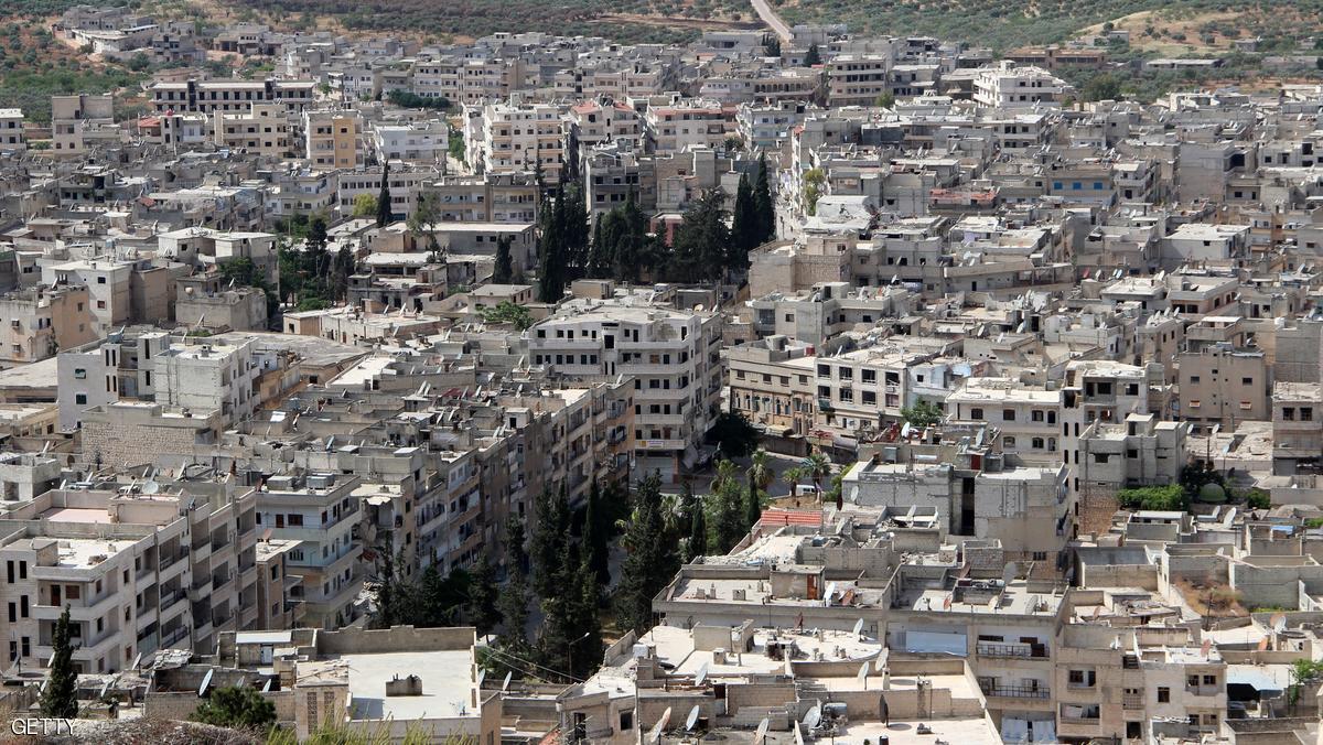 سوريا.. قصف مستشفى للولادة بمحافظة إدلب