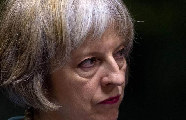 كاميرون يعلن أن تيريزا ماي ستتولي رئاسة وزراء بريطانيا