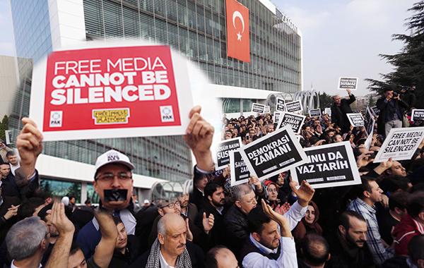 تركيا تصدر أوامر لاعتقال 47 صحفياً