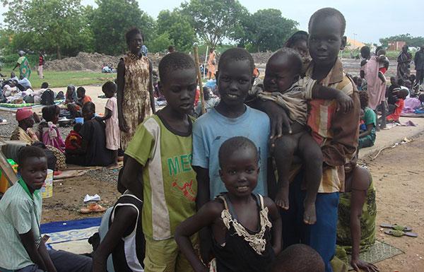 الأمم المتحدة: 36 ألف مشرد ضحايا معارك جوبا