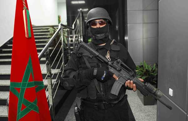 المغرب ينفي رفع مستوى الإنذار بسبب تهديد إرهابي وشيك
