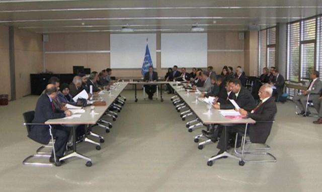 محاولات دولية لإنفاذ محادثات السلام اليمنية