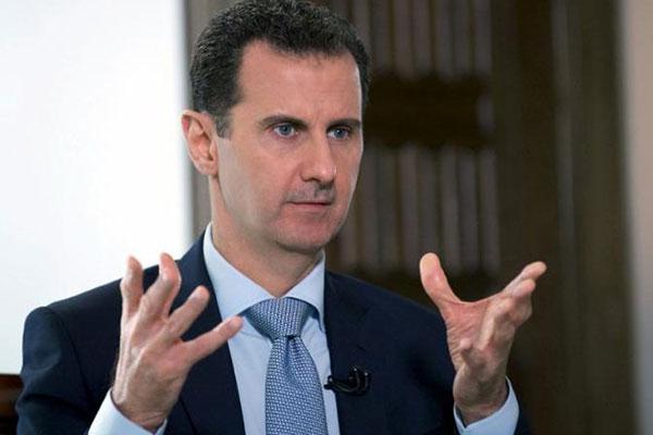 الأسد : لست متوحشاً ولا يداي ملطختان بالدماء !