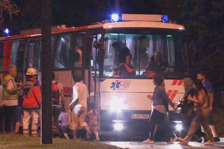 إيصال المواطنين العالقين إلى أماكن إقامتهم في ميونيخ