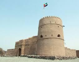 قلعة أوحله في الفجيرة تحكي تاريخا عمره آلاف السنين