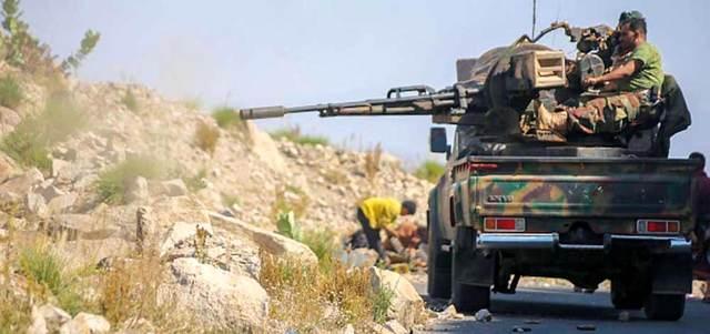 قوات الشرعية تؤمّن محيـط جبال يام وتتقدم في صرواح مأرب