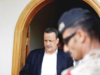 الحكومة اليمنية لن تشارك بمشاورات الكويت اليوم