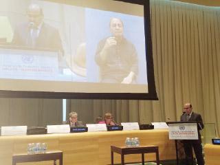 الإمارات: نعمل لمعالجة قضايا حقوق الإنسان بالعالم