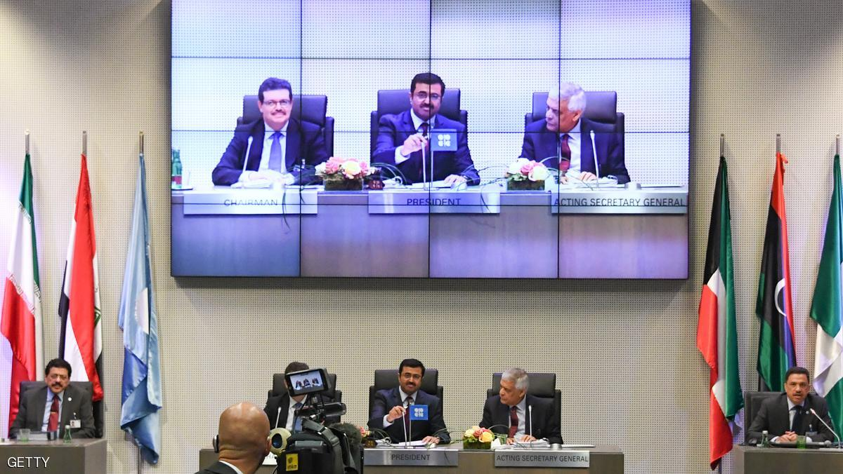 أوبك تعقد اجتماعا غير رسمي في الجزائر