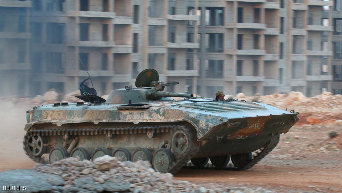 المعارضة تعلن قرب فك الحصار عن حلب بعد