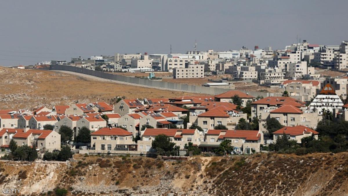 إسرائيل تعتزم نقل مستوطنة إلى أراض فلسطينية