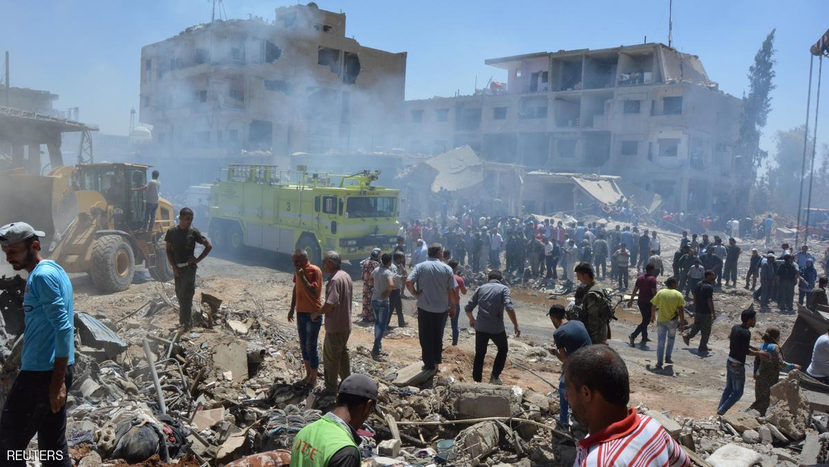 الجامعة العربية تطالب بقوات مشتركة ضد الإرهاب