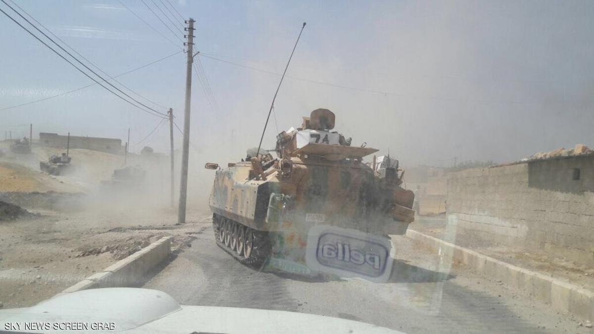 واشنطن: المليشيات الكردية انسحبت إلى شرق الفرات