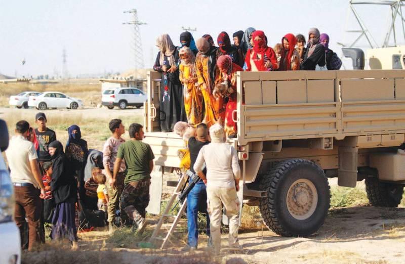 الأمم المتحدة تتوقع نزوحاً هائلاً من الموصل