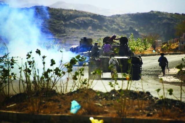 معارك التحرير تشعل كل جبهات اليمن