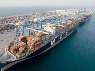 «موانئ أبوظبي» تعلن عن خطة توسعة رئيسية في ميناء خليفة