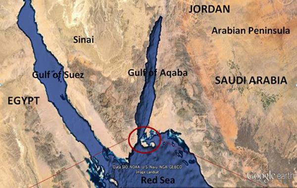 خط بحري يربط بين السعودية ومصر في 30 دقيقة