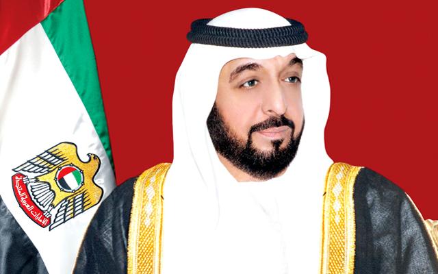 خليفة يصدر قانوناً بتعديل مسمى جامعة محمد الخامس ـ أبوظبي
