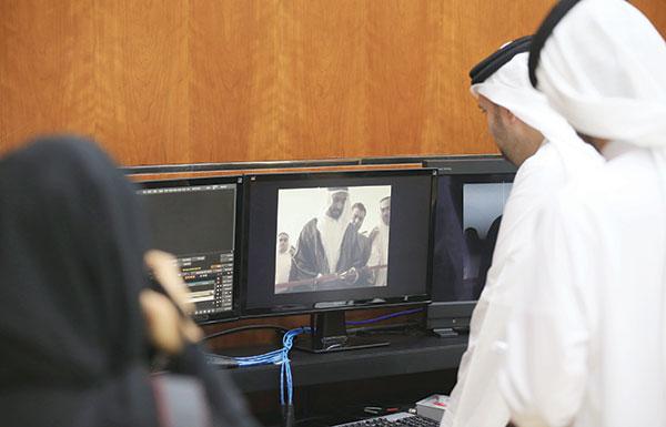 «الأرشيف الرئاسي» يوثق تاريخ الإمارات بالصوت والصورة