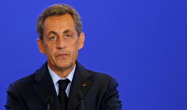 ساركوزي يعلن ترشحه لانتخابات الرئاسة الفرنسية القادمة
