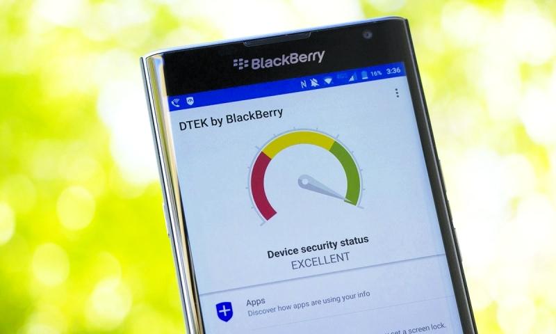 نصائح «بلاكبيري» لحماية الهواتف الذكية من الاختراق