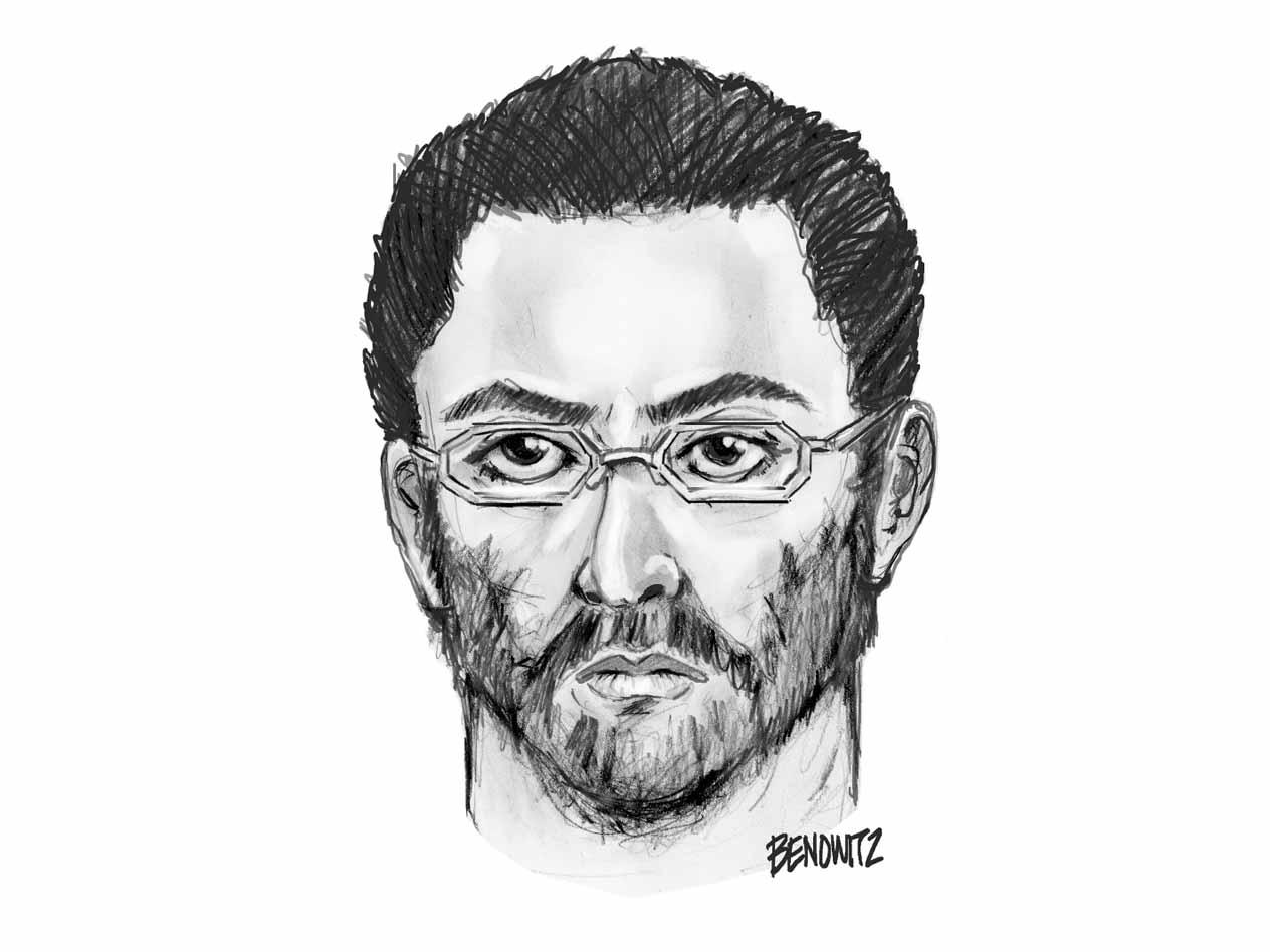 شرطة نيويورك تنشر صورة للمشتبه به في قتل إمام مسجد ومساعده