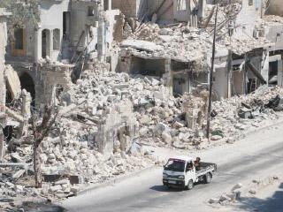 نظام الأسد يرتكب مجزرة في إدلب ويرتد على الأكراد