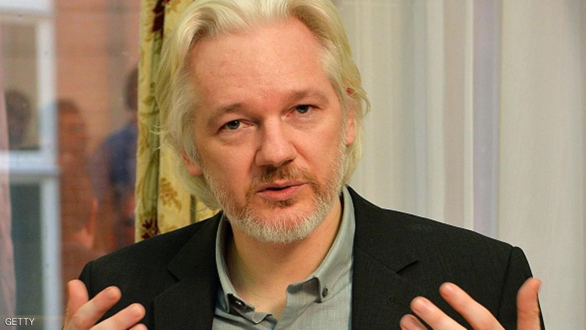 القضاء السويدي يؤيد اعتقال أسانج