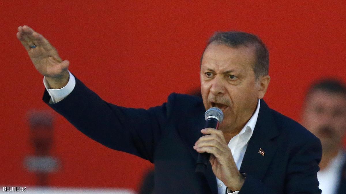 أردوغان: تركيا تشن أكبر عملية في تاريخها ضد المسلحين الأكراد