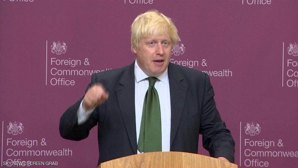 وزير الدفاع البريطاني: إنهاء الحرب السورية بيد روسيا