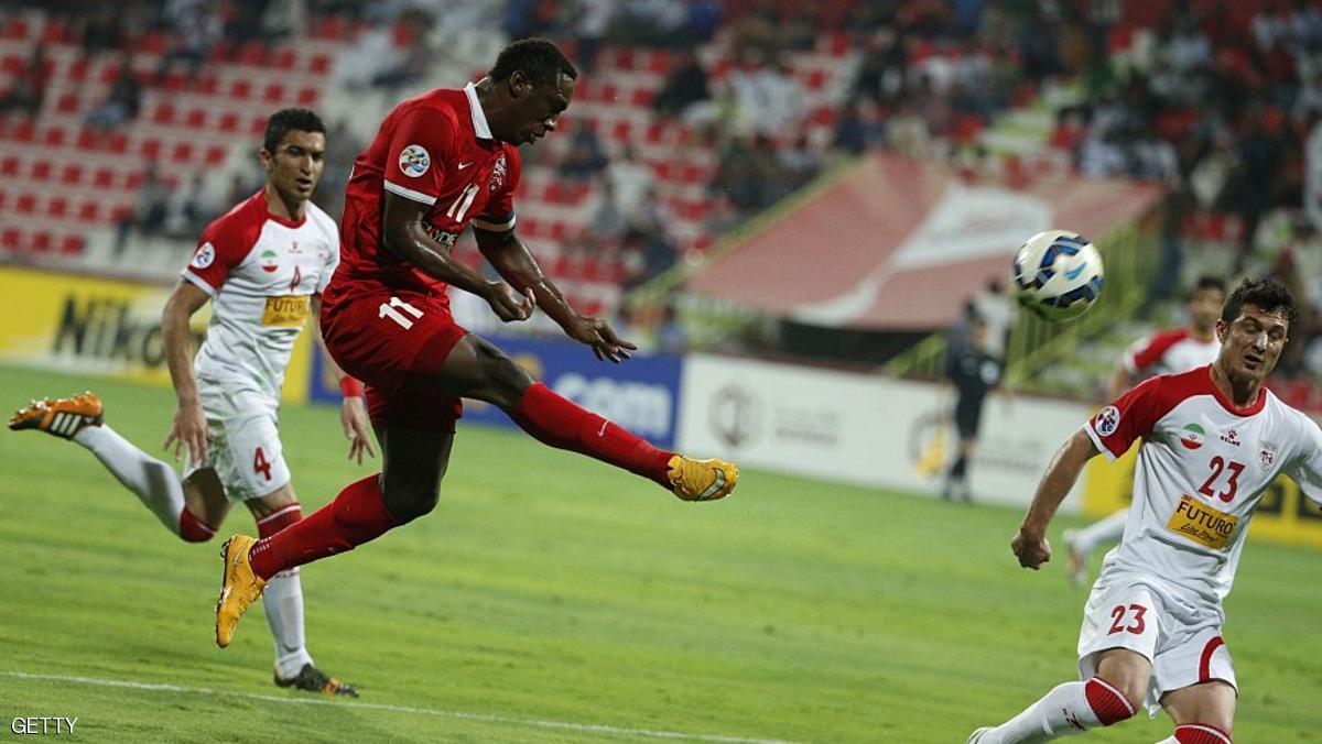 مدرب الأهلي الإماراتي معجب بإقامة كأس السوبر بالقاهرة