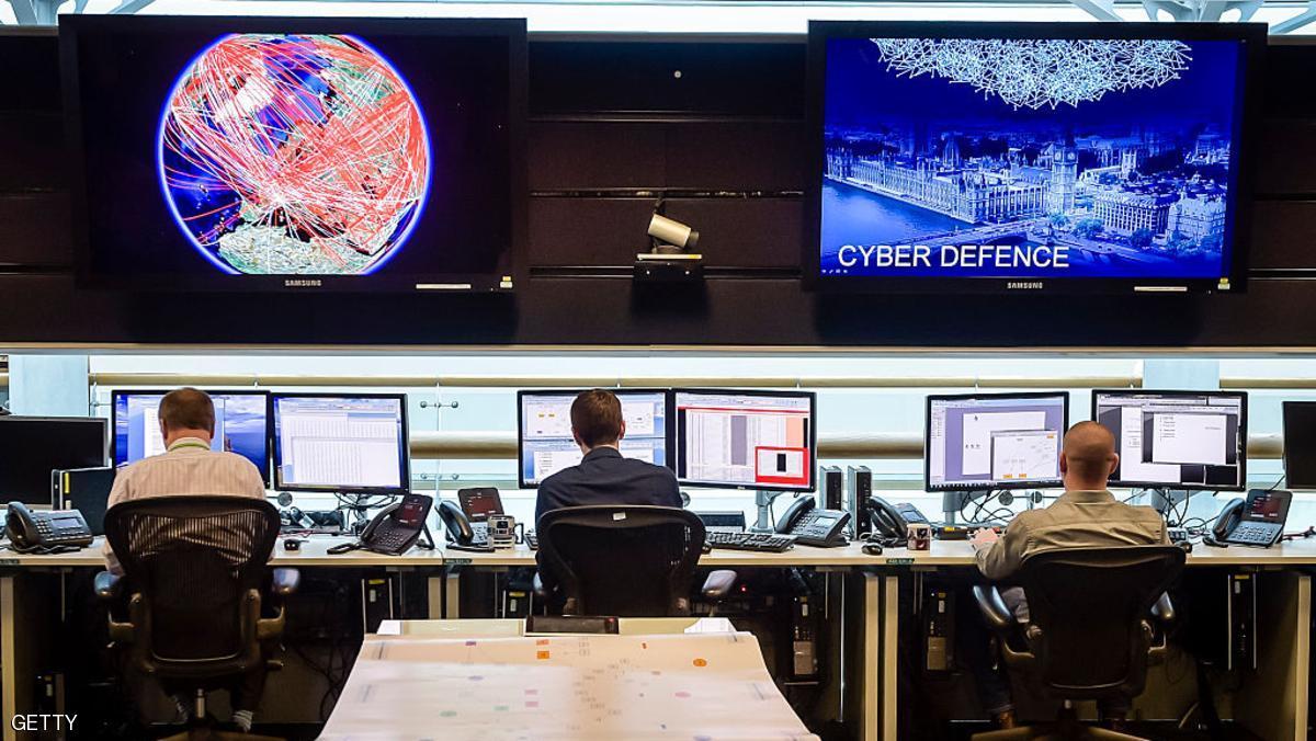 جدار ناري يحمي بريطانيا من الهجمات الافتراضية