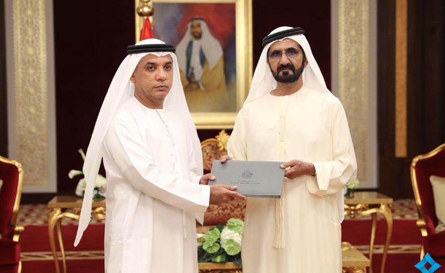 محمد بن راشد يشهد تخريج منتسبي القيادات المبدعة وخبراء الأداء الحكومي