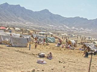 «خليفة الإنسانية» تغيث اللاجئين الأفغان العائدين من باكستان