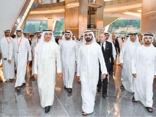 محمد بن راشد: الحراك الثقافي يرسخ مكانة الإمارات منارةً للإبداع