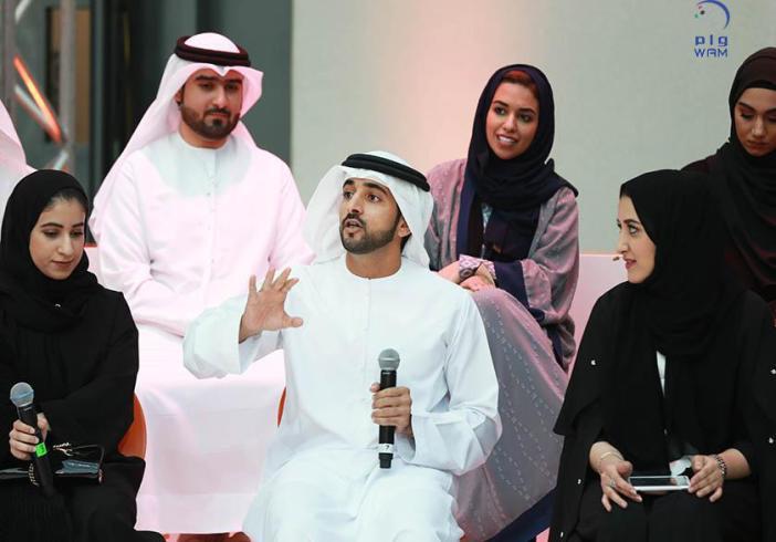 انطلاق أولى جلسات برنامج 100 موجه للشباب اليوم