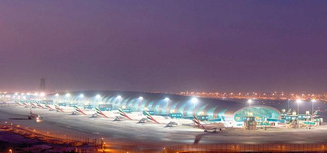 «دبي الدولي» الأعلى نمواً عالمياً.. ومطار أبوظبي يتقدم 14 مركزاً في 2015
