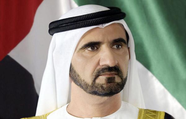 محمد بن راشد يصدر قراراً بشأن تشكيل اللجنة الوطنية لمكافحة الإرهاب