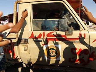 آلاف الليبيين يحتشدون في المدن دعماً للجيش