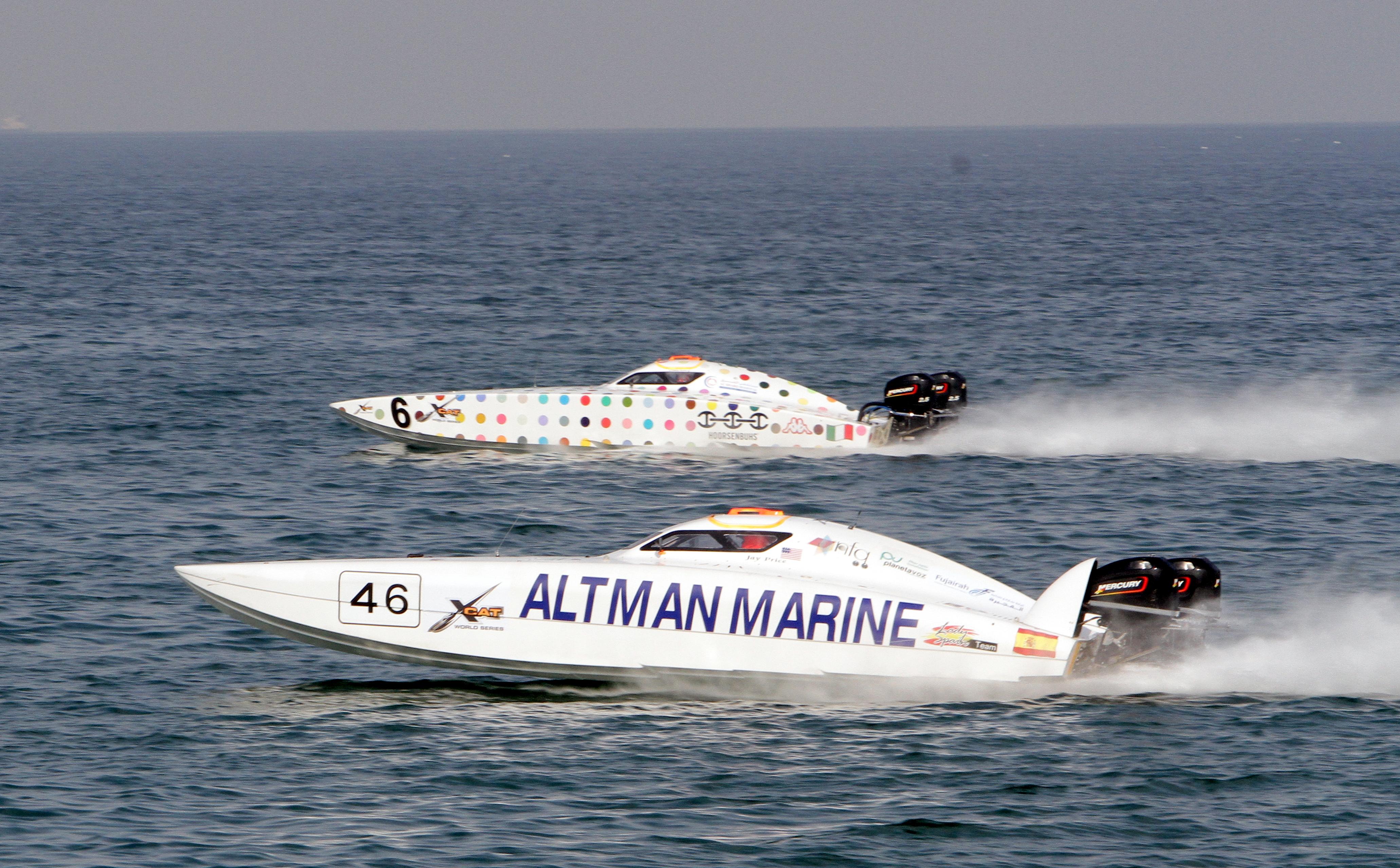 توماس كروث: عمومية الفجيرة البحرية ينتظرها اتخاذ  قررات تاريخية