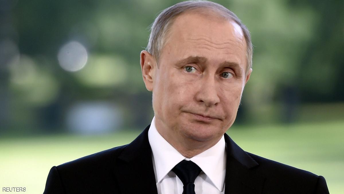 بوتن: روسيا لا تسعى للصدام مع الولايات المتحدة